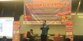 Sosialisasi Program Sejuta Rumah