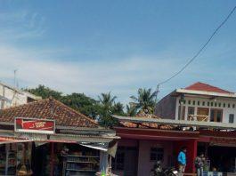 Bekas kontrakan kantor PT MPTM di Karawang sdh kosong