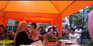 Bazar Semarak Ramadhan Kampung Darussalam