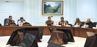 Presiden Jokowi Minta Gubernur Jabar Perkuat Sinergi Dengan DKI dan Pusat