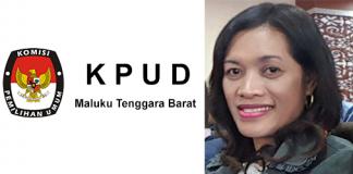 Ketua KPUD Maluku Tenggara Barat MTB, YOKE LOLOLUAN