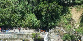 Taman Wisata Alam Kp. Tonjong Desa Cikutamahi Kec. Cariu Bogor
