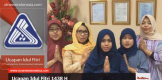 PT Supratechnic Instrumentasi Indonesia, Ucapan Idul Fitri 1438 H