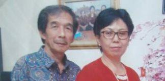 Yongki Yong Ketua kelenteng HAN TAN KONG Cileungsi Bersama Istri