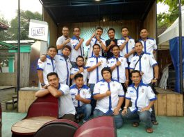 Anggota BBC Reg Sumatra Selatan