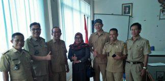 Foto bersama selesai rapat para kepala desa ketua bkpp dan kepala upt bina marga jonggol didih karsidih