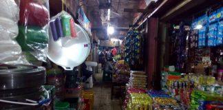 Pasar Tradisional Bantar Gebang Sepi Pengunjung