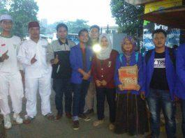 Kolaborasi Ormas FPI Dan Mahasiswa/i STT Muhammadiyah Cileungsi