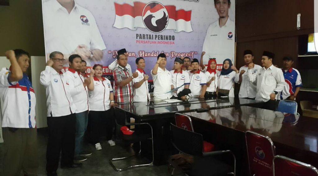 Seluruh Pengurus Ketua DPW dan DPD GRIND Jawa Barat