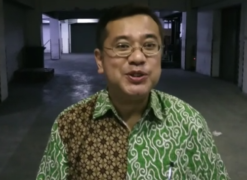 General Manager PT Setrindo Prima, Yuji Kasuga