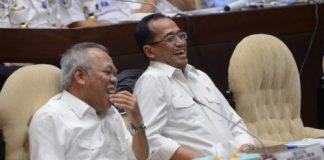 Menteri Pekerjaan Umum dan Perumahan Rakyat (PUPR) Basuki Hadimuljono