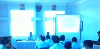 Peserta Rakor Kecamatan Kosamalang Kabupaten Subang