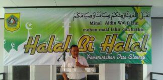 Kepala Desa Cileungsi H. Beni Sopian