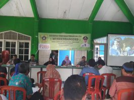 Musrenbang Pemerintah Desa Cipenjo Kecamatan Cileungsi