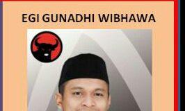 Anggota DPRD Egi Gunadi Wibawa ( Balon Bupati Bogor 2018-2023