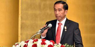 "Presiden Republik Indonesia "" Joko Widodo """
