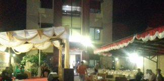 Acara Pelantikan Kapolsek Bojong Gede