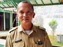 Kepala Puskesmas Jonggol DR. Suparno