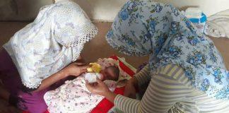 Penemuan Bayi Laki Laki