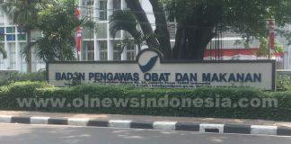 Kantor BPOM Di Jalan Percetakan Negara