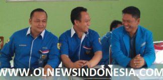 Ketua KNPI Kabupaten Bogor ( M Burhan ), Ketua KNPI Gunung Puteri 2014-2017 Dan Wakil Ketua KNPI Kabupaten Bogor ( Nasikhudin KS )