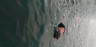 Mayat Mrs terapung di Danau Toba Samosir Sumatera utara