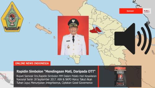 Drs.Rapidin Simbolon MM : Mendingan Mati Daripada OTT