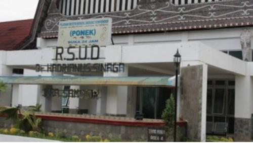 Rumah Sakit Umum Daerah dr.Hadrianus Sinaga Pangururan Samosir Sumatera Utara