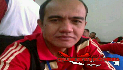 Foto: Kepala Dinas Pendidikan Kabupaten Samosir Sumatera Utara, Richardo Hutajulu
