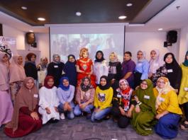 Workshop Tata Rias Elis Bunga Pengantin (EBP) 2018
