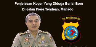 Kabid Humas Polda Sulut, Kombes Pol Ibrahim Tompo SiK, MSi