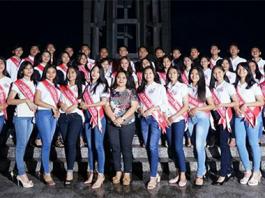 Finalis Putera-Puteri Pesona Minahasa 2018