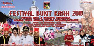 Festival Bukit Kasih 2018
