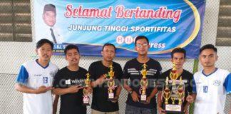 Futsal Desa Dayeuh