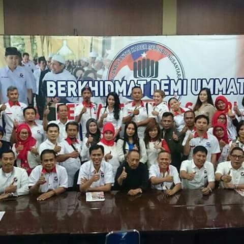 Seluruh Peserta Sekolah Politik DPW Partai Perindo Jawa barat