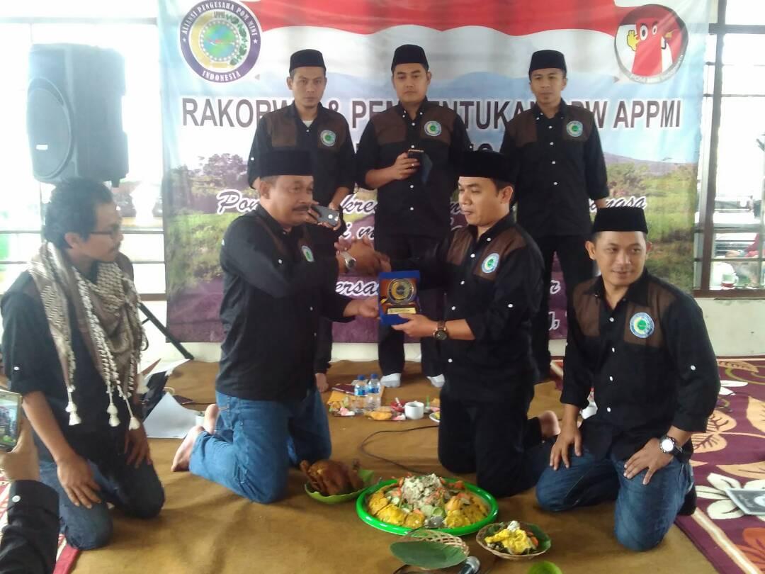 Rakorwil APPMI DPW Jawa Tengah