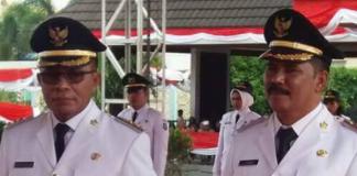 Petrus Fatlolon dan Agustinus Utuwaly resmi dilantik menjadi Bupati & Wakil Bupati MTB