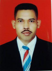 Muad khalim ketua DPC projo kabupaten bogor