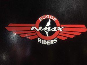 Logo Nmax Riders