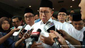 Lukman Hakim Saifuddin Menteri Agama Indonesia