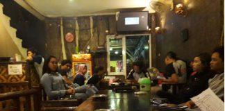 Pengurus kawasaki Ninja Owners Bekasi (KNOB