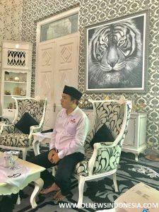 Deden Dinar Mukti ( Ketua DPW Garda Rajawali Perindo Jabar ) dan Ketua Umum DPP APPMI