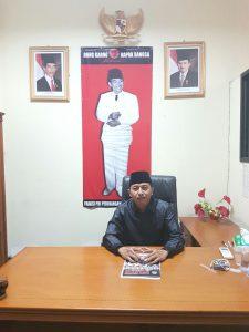 Anggota Badan Kehormatan DPRD Kabupaten Bekasi Nyumarno