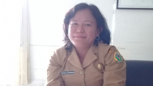 dr.Friska Situmorang Direktur RSUD dr.Hadrianus Sinaga Pangururan Samosir