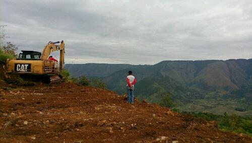 Foto: Pembangunan Pariwisata berbasis Geopark, segera dimulai di kab.Samosir