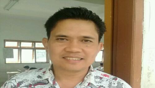 Foto: Ketua KPU kabupaten Samosir, Suhadi Situmorang SH.MH