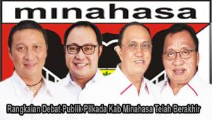 Pilkada Kabupaten Minahasa 2018