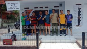 Kapolsek Cisalak bersama Personil Koramil (0505 ) Cisalak Serta Kepala Desa Mayang