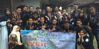 Kegiatan Bilik Lentera di MDTA Al Ikhlas. Kp. Cadasmalang Desa Kutamekar Kec. Cariu Kab,Bogor