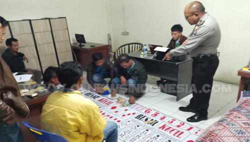 Berkat Informasi Warga, Unit Reskrim Polsekta Berastagi